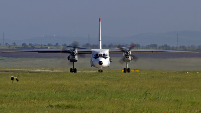 UR-26531 - Antonov An-26 - Ukraine - State Air Traffic Service Enterprise (UkSATSE)
