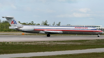N7543A - McDonnell Douglas MD-82 - American Airlines