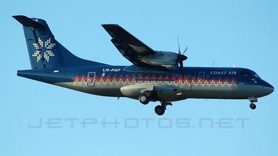 LN-FAP - ATR 42-300 - Coast Air