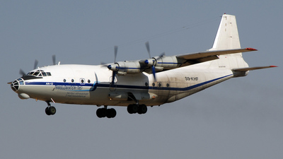 S9-KHF - Antonov An-12B - Transliz Aviation