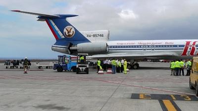 RA-85746 - Tupolev Tu-154M - KMV - Kavminvodyavia