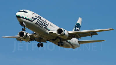 N780AS - Boeing 737-4Q8 - Alaska Airlines