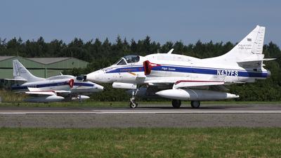 N437FS - Douglas A-4 Skyhawk - BAe Systems