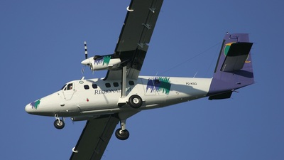 P2-KSG - De Havilland Canada DHC-6-300 Twin Otter - Regional Air