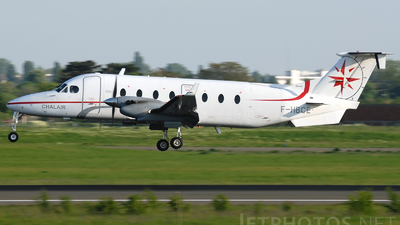 F-HBCE - Beech 1900D - Chalair Aviation