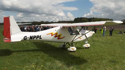 G-NPPL - Ikarus C-42 - Ikarus Ultralights