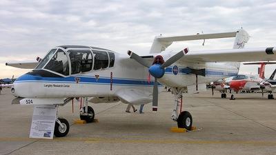 N524NA - North American OV-10A Bronco - United States - National Aeronautics and Space Administration (NASA)