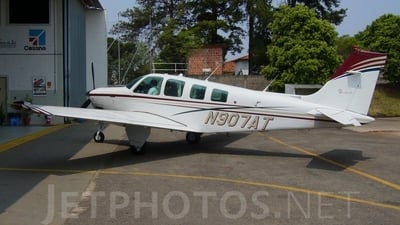 N907AT - Beechcraft A36 Bonanza - Private