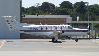 VH-FGR - Pilatus PC-12/45 - Royal Flying Doctor Service of Australia (Central Section)