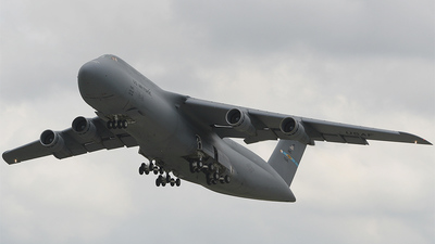 87-0045 - Lockheed C-5B Galaxy - United States - US Air Force (USAF)
