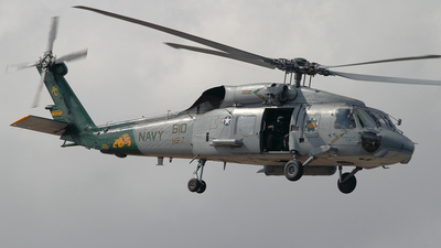 164610 - Sikorsky SH-60F Seahawk - United States - US Navy (USN)