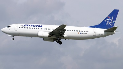 N254RY - Boeing 737-4Y0 - Futura International Airways