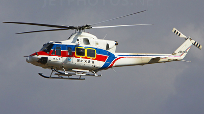 A picture of JA6783 - Bell 412EP - [36116] - © Ryan Notestine