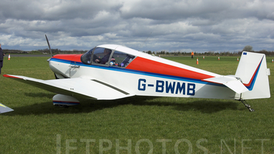 A picture of GBWMB - Jodel D119 - [77] - © Oliver Holmes