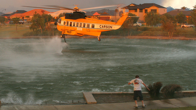 N7011M - Sikorsky S-61N - Carson Helicopters