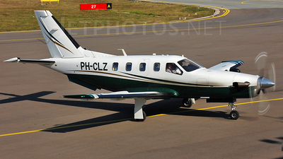 PH-CLZ - Socata TBM-700 - Private