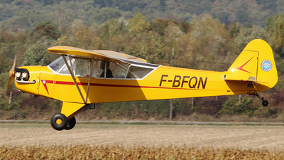 F-BFQN - Piper J-3C-65 Cub - Private