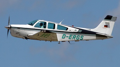 D-ERGS - Beechcraft F33A Bonanza - Private