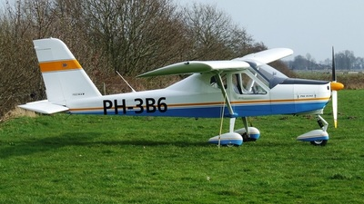 PH-3B6 - Tecnam P92 Echo - Private