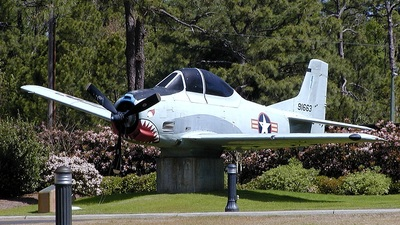 49-1663 - North American T-28D Trojan - United States - US Air Force (USAF)