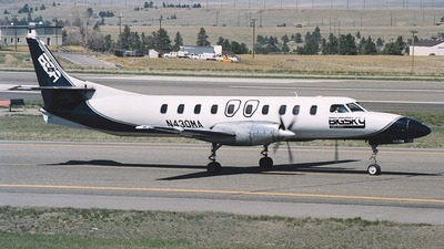 N430MA - Fairchild SA227-AC Metro III - Big Sky Airlines