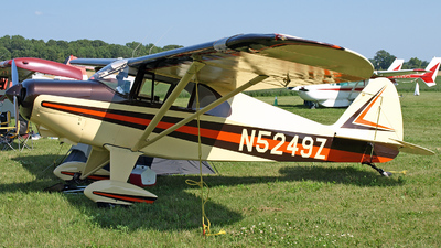 A picture of N5249Z - Piper PA22108 - [228933] - © Steve Homewood