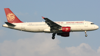 B-6311 - Airbus A320-214 - Juneyao Airlines