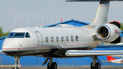 A picture of N888LK - Gulfstream G550 - [5012] - © Piotr Pajor