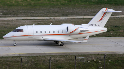 A9C-BXG - Bombardier CL-600-2B16 Challenger 604 - Bexair