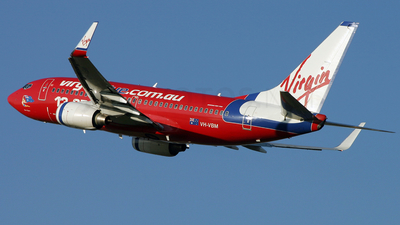 VH-VBM - Boeing 737-76N - Virgin Blue Airlines