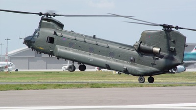 - Boeing Chinook HC.2 - United Kingdom - Royal Air Force (RAF)