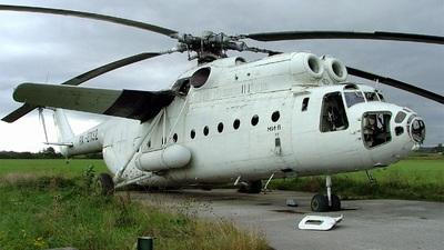 RA-21132 - Mil Mi-6 Hook - Unknown