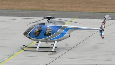 D-HILV - McDonnell Douglas MD-500E - Private