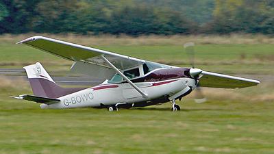 G-BOWO - Cessna R182 Skylane RG - Private