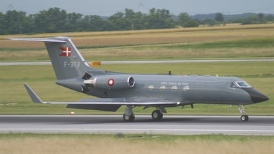 F-313 - Gulfstream G-III - Denmark - Air Force