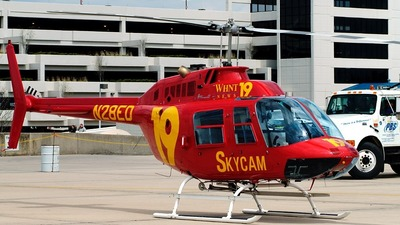 A picture of N28ED - Bell 206B - [2498] - © Sunbird Photos by Don Boyd