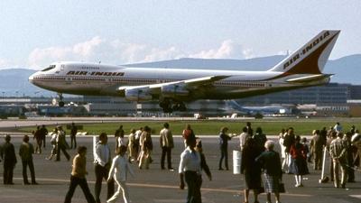VT-EGC - Boeing 747-237B - Air India