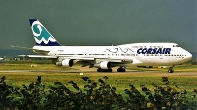 F-GSEA - Boeing 747-312 - Corsair