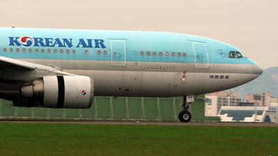 HL7241 - Airbus A300B4-622R - Korean Air