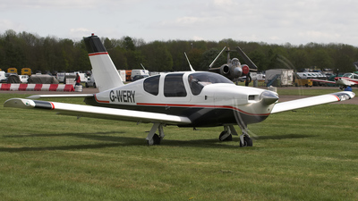 A picture of GWERY - Socata TB20 Trinidad - [305] - © Ian Busby