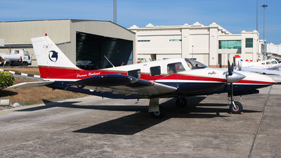 9M-WAC - Piper PA-34-220T Seneca IV - Asia Pacific Flight Training
