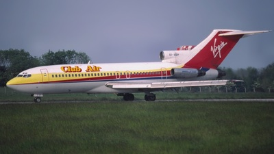 EI-BUP - Boeing 727-46 - Club Air