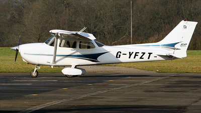 G-YFZT - Cessna 172S Skyhawk SP - AB Integro Aviation