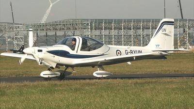 G-BYUN - Grob G.115E Tutor - United Kingdom - Royal Air Force (RAF)