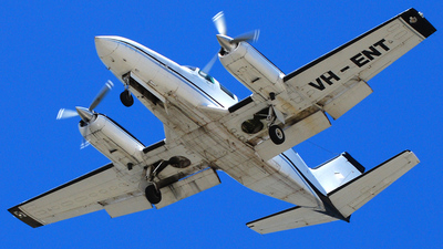 A picture of VHENT - Cessna 404 Titan - [4040818] - © Brett Pulford