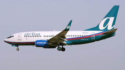 N261AT - Boeing 737-76N - airTran Airways