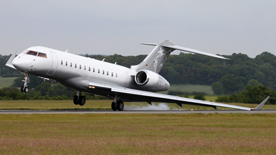 D-ACBO - Bombardier BD-700-1A10 Global Express XRS - DC Aviation