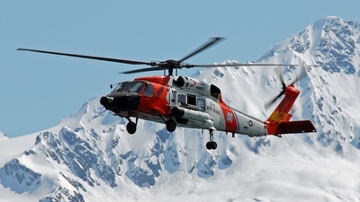 6007 - Sikorsky HH-60J Jayhawk - United States - US Coast Guard (USCG)