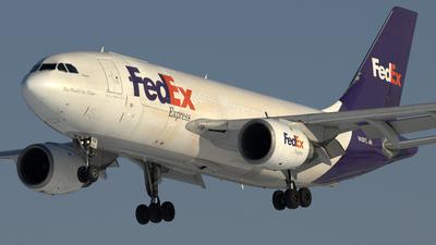 N431FE - Airbus A310-203(F) - FedEx