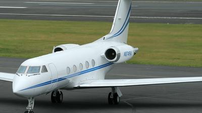 N874RA - Gulfstream G-III - Private